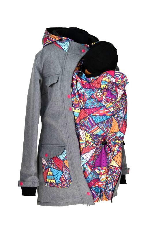 Soft.kabát nosící 717950df53